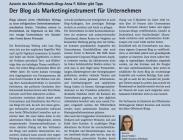 Blog als Marketinginstrument