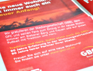 GBO Offenbach - Anzeigengestaltung