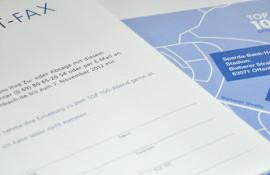 Konzeption und Design einer hochwertigen Einladungskarte