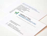 Thal Ingenieurberatung - Corporate Design und Website